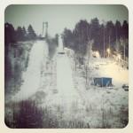 Kvarnberget i Falun