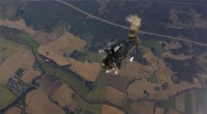 Folksam - Skydive filmning och  kattselar