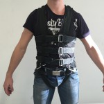 Jerk harness - Front