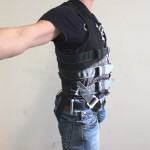 Jerk harness - Side